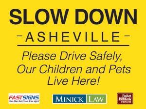 Asheville Pedestrian Safety