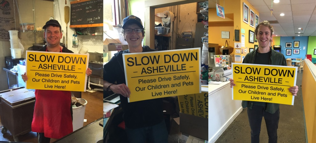 Slow Down Asheville sponsors 2