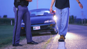 refusing field sobriety test in Wilmington, NC