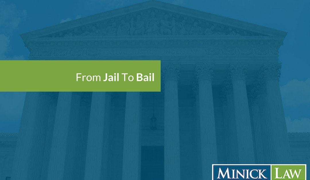 Jail To Bail Criminal Law