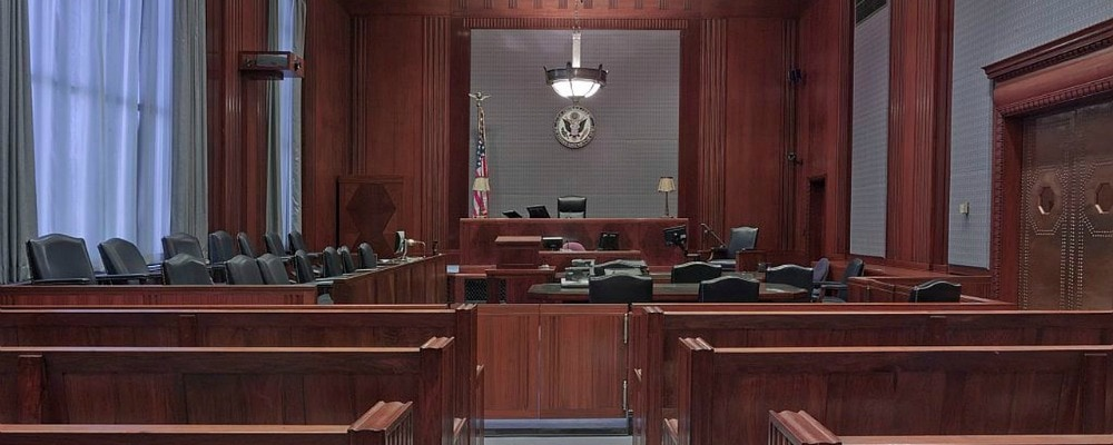 How to talk to a judge in the courtroom