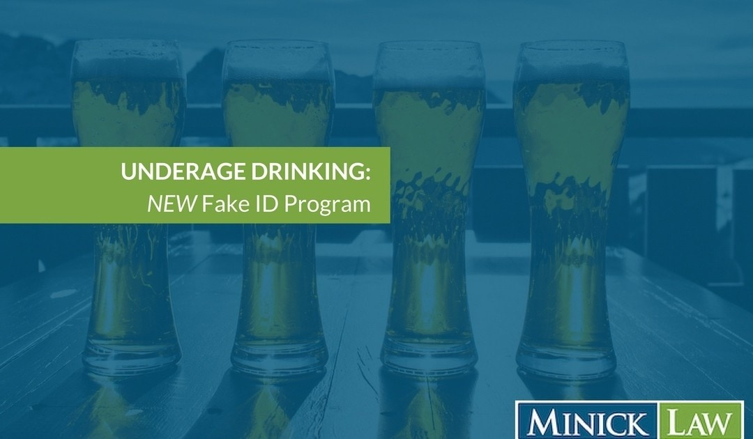 Underage Drinking Ticket Deferred Prosecution Program New Hanover and Pender County, NC