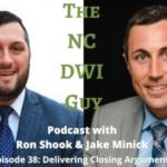 Episode 38: Delivering Closing Arguments
