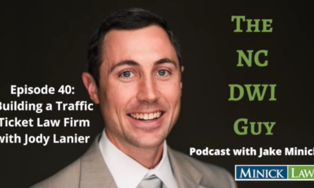 Episode 40: Building a Traffic Ticket Law Firm with Jody Lanier
