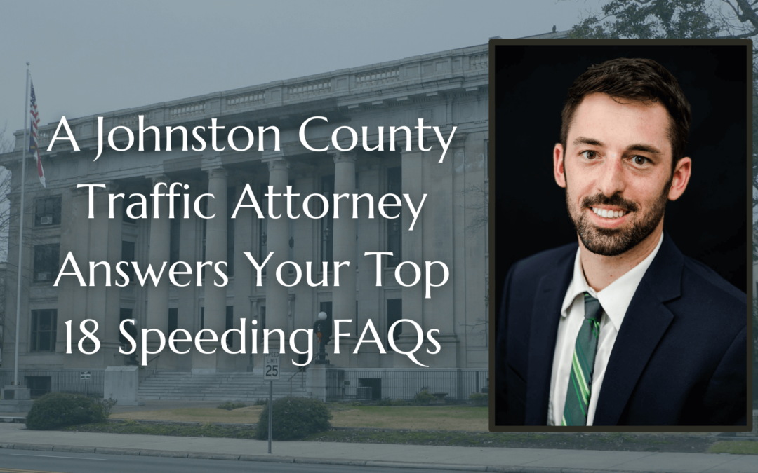 johnston county traffic attorney
