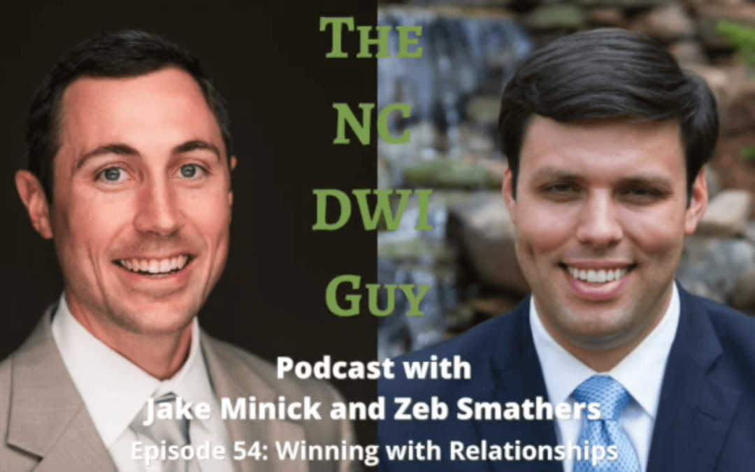 Episode 54: Winning with Relationships Featuring Zeb Smathers